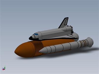 美国宇航局航天飞机