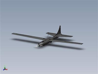 飞马无人机