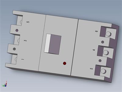 人民电器集团 RDM1-63L 3P