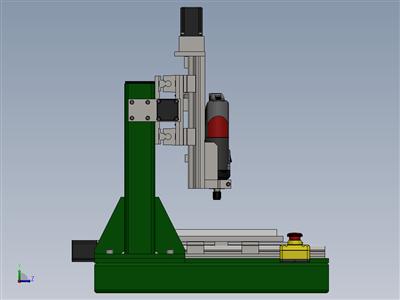 三轴桌面型数控雕刻机