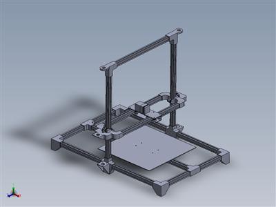 400x400x400 3D打印机