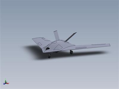 无人作战飞机计划