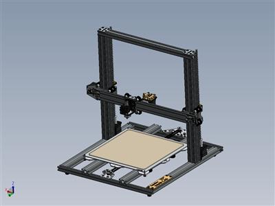 Xgentec 3D打印机