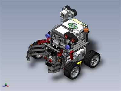 乐高Mindstorms EV3-机器人切开术