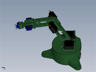 3D可打印机械臂
