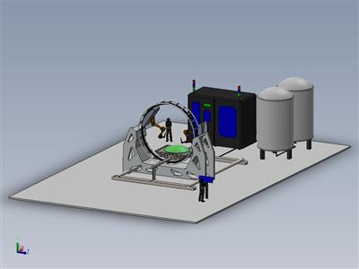 美国航天局宇宙飞船MF-2