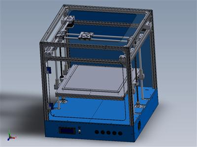 Vulcanus Max 30 3D打印机