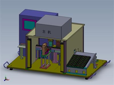 非标设备-Mini USB测试机