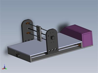 微型激光雕刻机