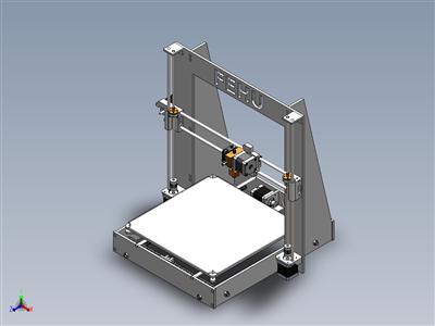 3D打印机FEHU