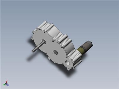 FRC 3D打印变速箱
