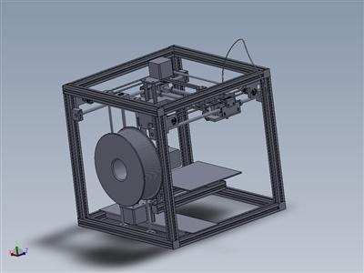 米思米3D打印机