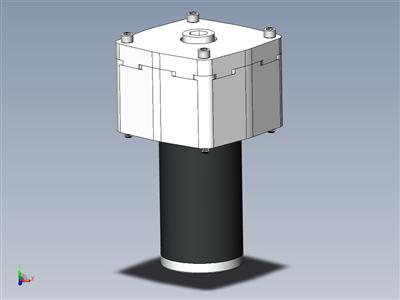 用于FRC SIM电机的行星齿轮箱