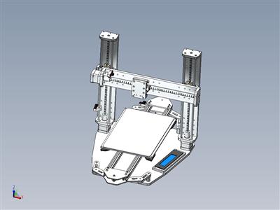 Xgentec Trident 3D打印机v2