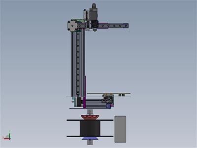 鲸鱼3D打印机
