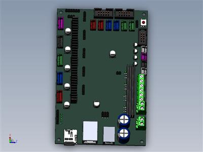 MKS SBASE v1.3 3D打印机控制板组件