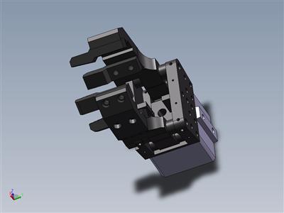 非标设备-CJES-7气爪