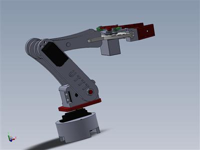Brazo机器人-机械臂