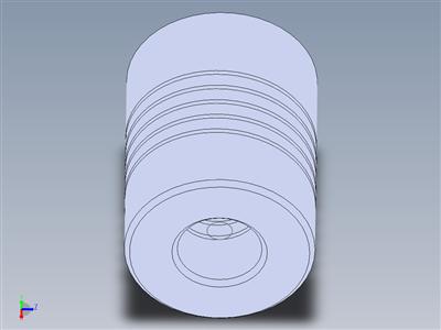 3D打印机步进电机柔性耦合5 mm8 mm25 mm