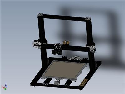 Xgentec V2 3D打印机