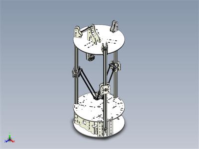 Rostock Max-Delta 3D打印机