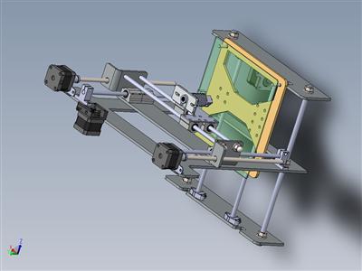 早期3D打印机模型