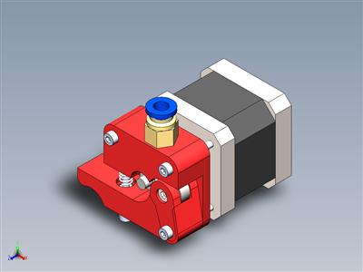 3D打印机标识-Deltabox One