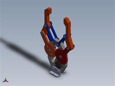 机器人夹持器和末端执行器