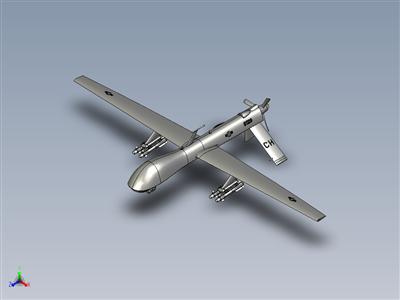 MQ-1捕食者无人机