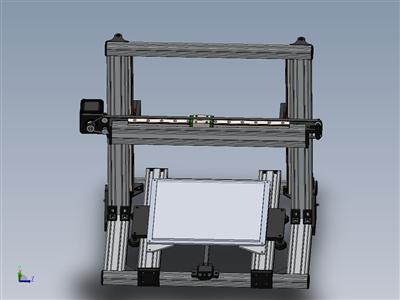 Corexz 3D打印机