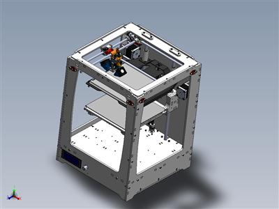 Ulti v1.0 Final-开源3D打印机