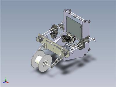 3D打印机Prusa Air 2