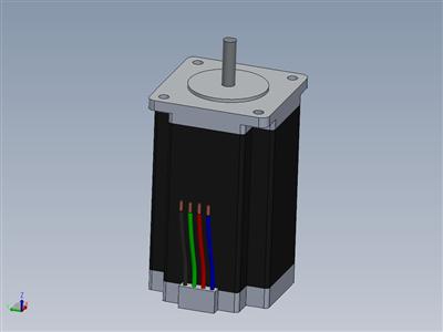 适用于CNC的NEMA 23 425oz步进电机