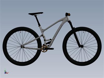 2015山地自行车项目。