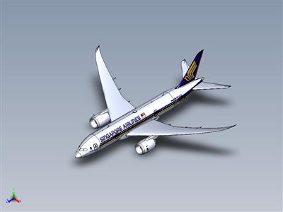 波音787梦想飞机