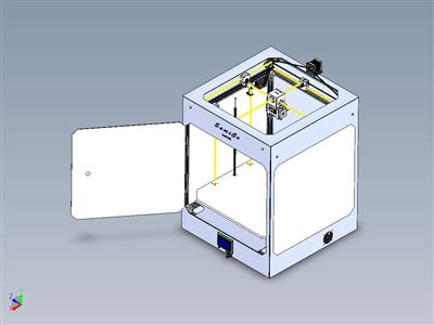 """Samico""多CNC-Lazer-3D打印机(核心xy(立方体样式))"