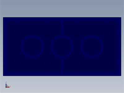 乐高积木(2x4)