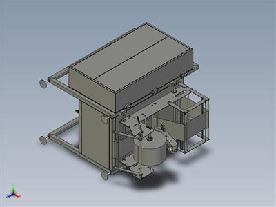 非标自动化设备,立式包装机