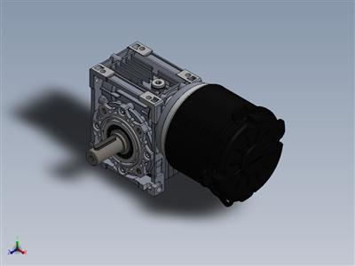 电机减速器12V 250W 1-30
