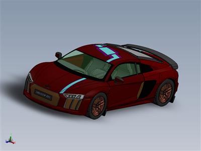 奥迪 R8 (新车型)