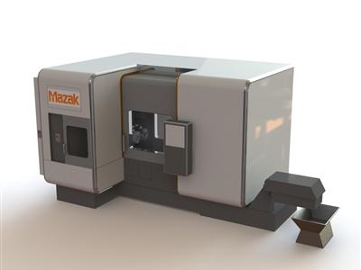 Mazak Integrex i200 / i200s数控机床。