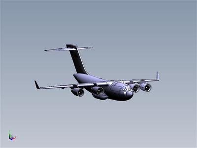 C-17飞机