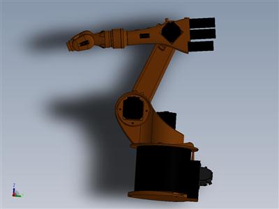 库卡克尔16工业机器人手臂