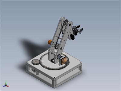 5轴机器人 ARM