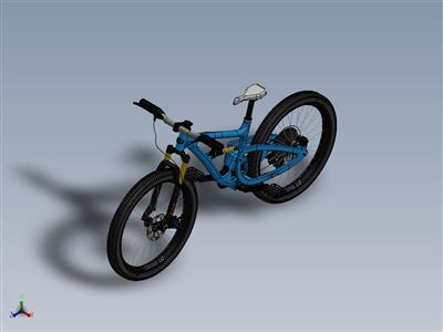 叶提 SB5 贝蒂山自行车