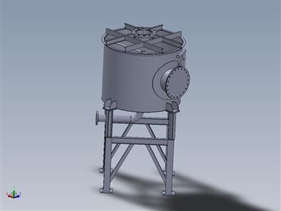 工业搅拌机