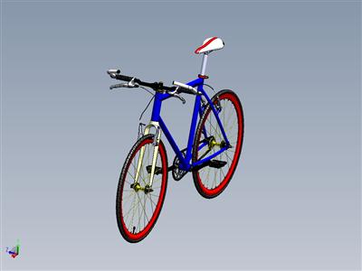固定式齿轮自行车
