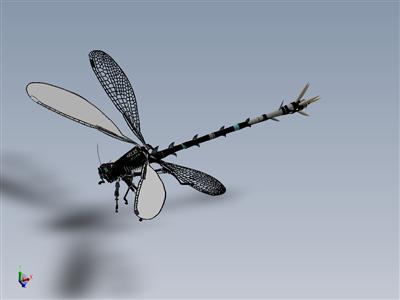达美飞机器人