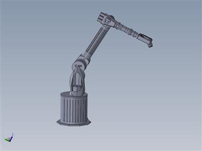 4轴机械臂