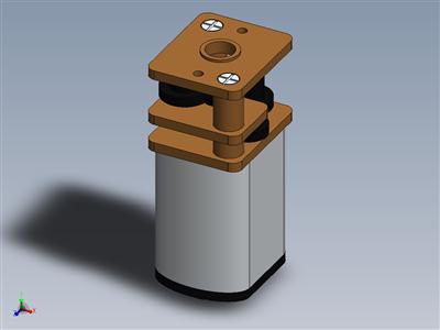 150 1 微型电机 + 变速箱 (N20)